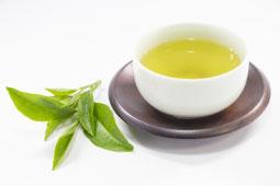 ビタミンCが多く含まれる緑茶