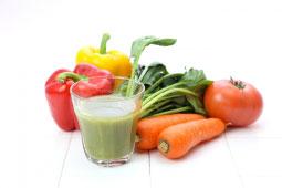抗酸化物質を含む食材で作るスムージー